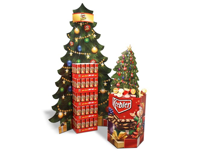 Kellogg's Christmas Tree